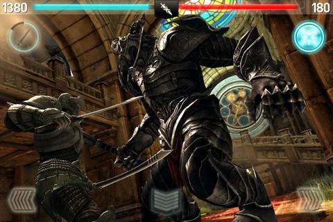 IB4 Infinity Blade 2 est disponible sur lApp Store