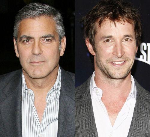 Noah Wyle Georges Clooney George Clooney dans le rôle de Steve Jobs ?