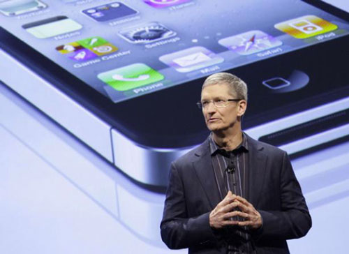article tim cook Conférence Apple : Rendez vous aujourdhui à 19h30
