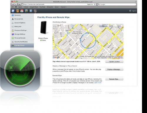 find my iphone 500x383 Localiser mon iPhone arrête un voleur