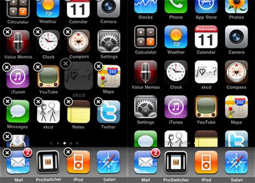 inifini0 [CYDIA] Liste des tweaks compatibles iOS 5.1.1