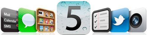 ios5 Apple propose la version iOS 5.1.1, le Jailbreak possible ? [MàJ]