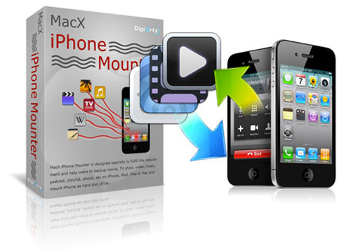 iphone mounter pic Concours : MacX iPhone Mounter 10 LICENCES [MAJ]