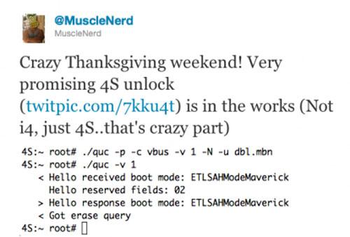 musclenerd Vers un désimlock possible de liPhone 4S ?