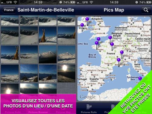 myphotos MyPhotos, lalbum photo intelligent sur votre iPhone