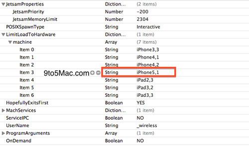 new519to5mac LiOS 5.1 révèle un éventuel iPhone 5