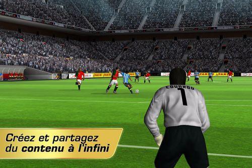 110 Real Football 2012 gratuit aujourdhui seulement