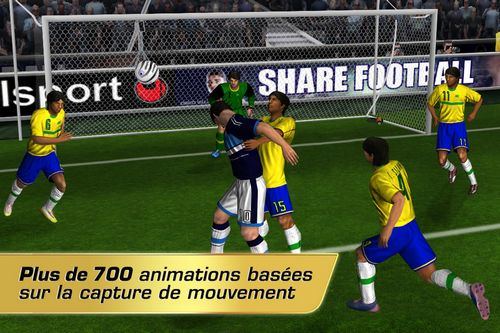 22 Real Football 2012 gratuit aujourdhui seulement