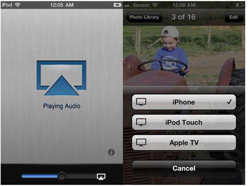 AirServer Cydia Beiphone Transformez votre appareil en récepteur AirPlay