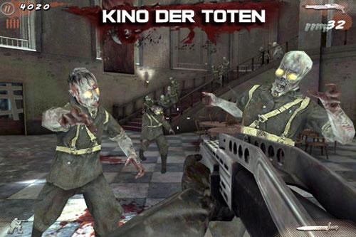 COD Call Of Duty: Black Ops Zombies apporte une nouvelle carte de jeu