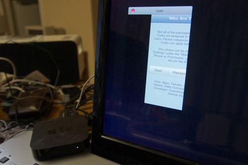 appletv2gjb Vers un portage des applications iPhones sur Apple TV 2G ?