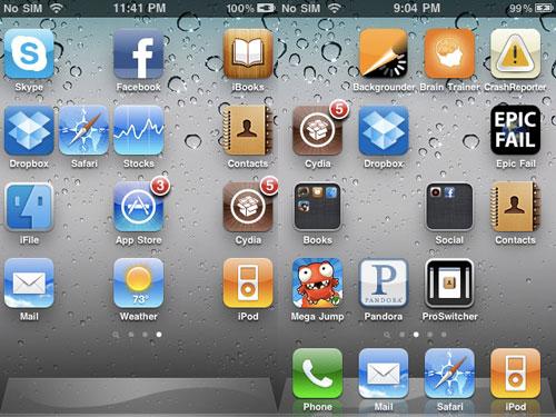 CYDIA] Liste des tweaks compatibles iOS 5 1 1 - AppSystem