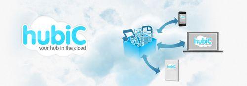 hubiC1 Hubic : Un nouveau service dOVH qui propose gratuitement 25Go de stockage en ligne