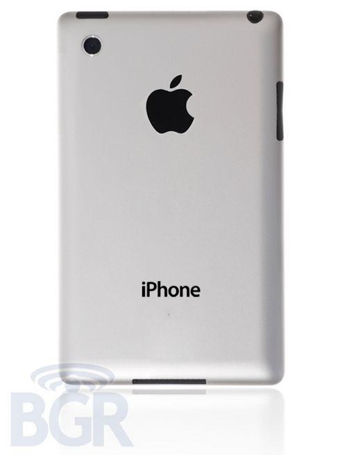 iphone 5 Un iPhone 5 totalement différent pour lautomne 2012 ?