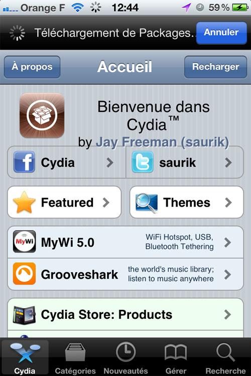 jailbreak untethered windows 7 015 Jailbreak Untethered pour iPhone sous iOS 5.0.1 avec Windows