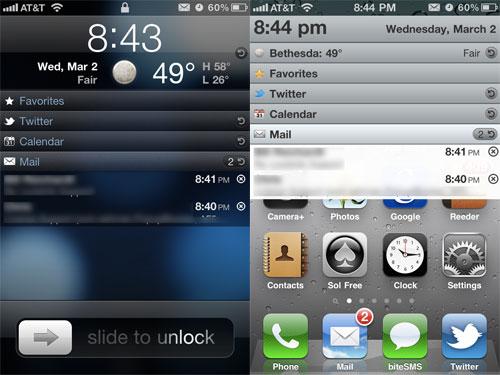 lockinfo1 [CYDIA] Liste des tweaks compatibles iOS 5.1.1