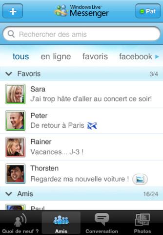 mzl.yfelqmbn.320x480 75 Windows Live Messenger pour iPhone compatible écran rétina