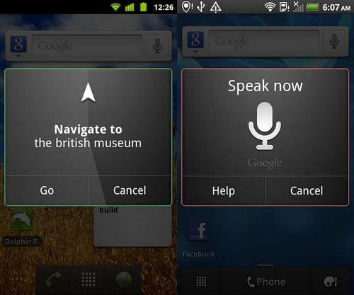 siri android market Un faux Siri sur lAndroid Market