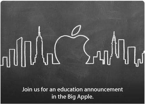 216525 join us for an education announcement in the big apple Retrouvez nous pour suivre en direct la KeyNote