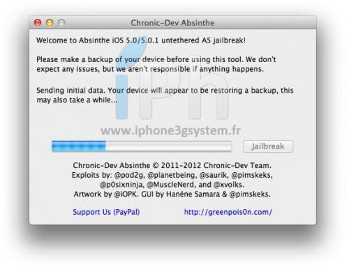Absinthe 500x383 Absinthe se met à jour en version 0.1.2 2