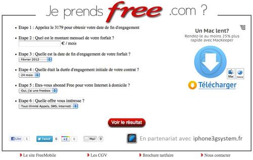 Free11 Découvrez si Free vous avantage grâce à notre partenaire !