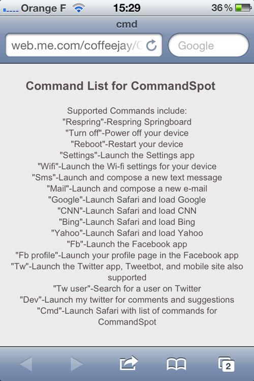 Photo 14 01 12 15 29 52 CommandSpot, améliorer Spotlight sur votre appareil