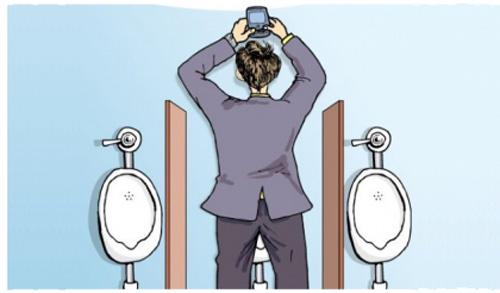 WC iPhone 500px Les toilettes : endroit où on utilise le plus notre iPhone !