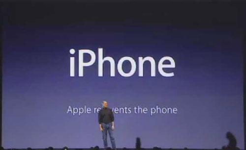 keynote iphone LiPhone, déjà 5 ans !