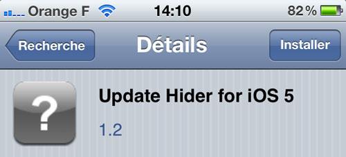 uh [CYDIA] Liste des tweaks compatibles iOS 5.1.1