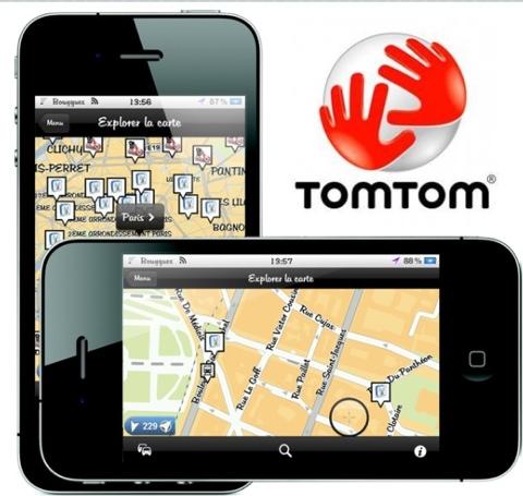 20120220 014144 Velib Station Tomtom Addon, optez pour le vélo