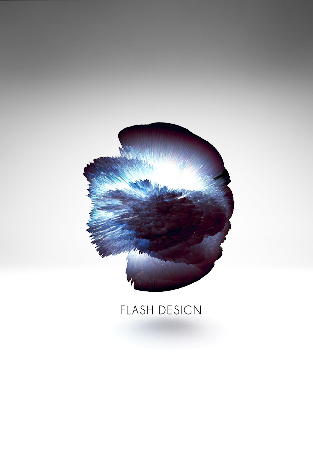 700612SupernovaByFLASHDESIGNiPh Les 3 Wallpapers iPhone du jour (11/02/12)