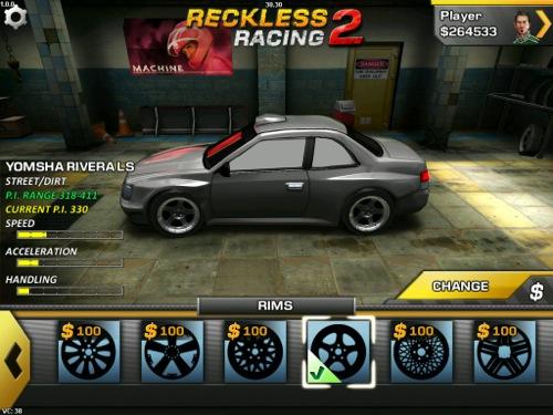 Yomsha rims [Concours] Des licences pour Reckless Racing 2 à gagner ! [MAJ]