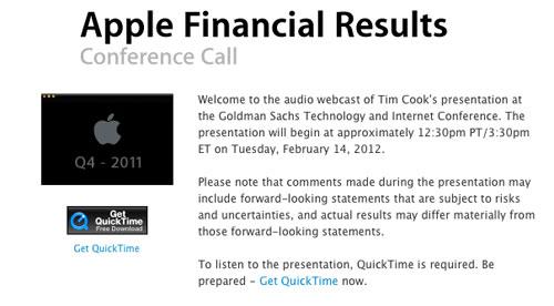 apple event fev 2012 iph Conférence Apple : Rendez vous aujourdhui à 19h30