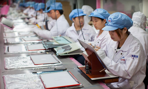 code labor hero1 ABC : Reportage Apple sur les usines Foxconn [VIDEO]