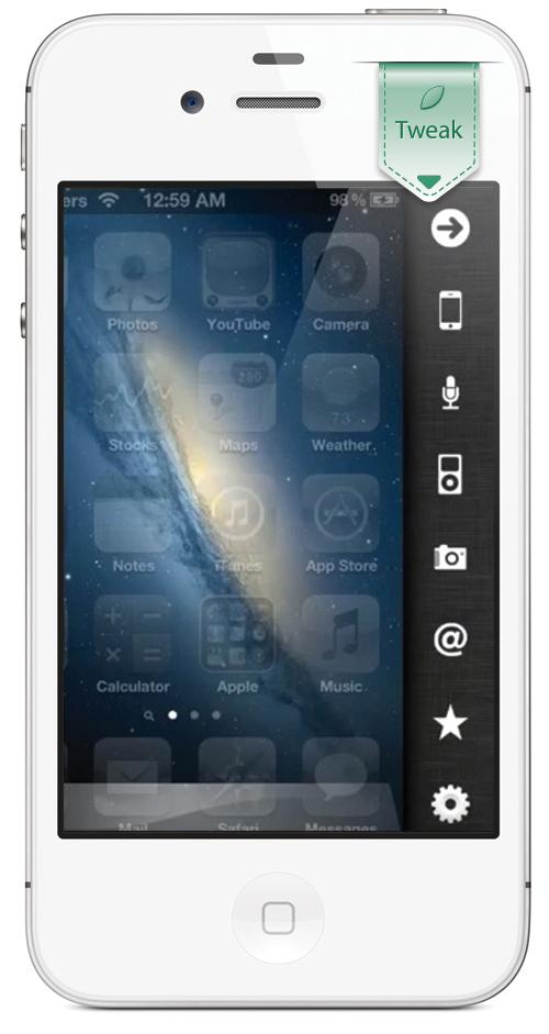 deck iph Cydia : Deck, ajoutez une barre de raccourcis sur votre SpringBoard