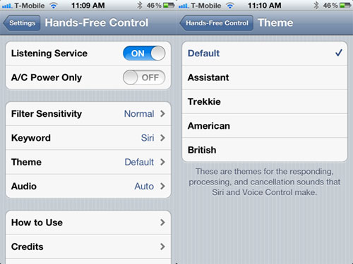 hfc1 Mise à jour majeure pour le tweak Hands Free Control