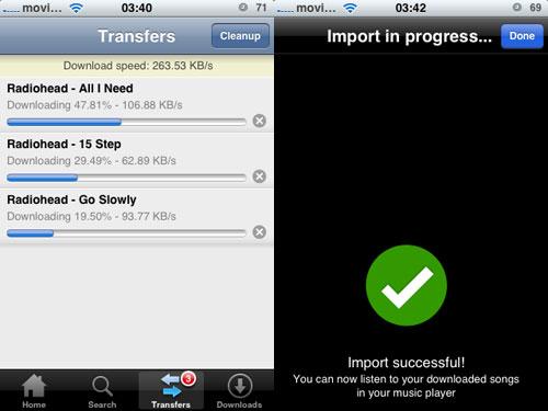 mewseek3 MewSeek disponible pour iOS 5