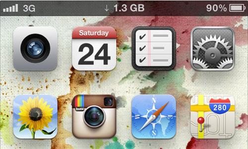 Screen Shot 2012 03 29 at 12.01.58 PM Cydia : Data Usage Monitor passe en version 0.3 3 [CRACK]