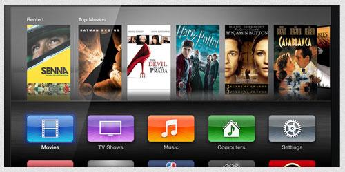 appletvstevejobs iph La dernière version de lApple TV désapprouvée par Steve Jobs ?