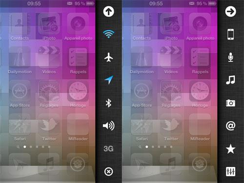 deckmaj [CYDIA] Liste des tweaks compatibles iOS 6