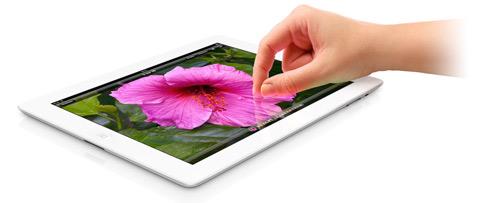 ipad hero Le Nouvel iPad à 399€ chez Groupon