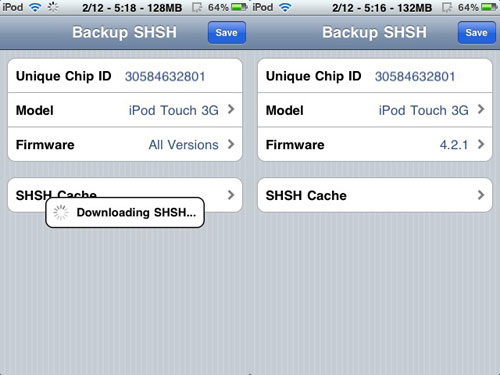 ishshit iSHSHit passe en version 1.1.1