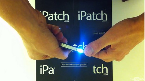 led ipatch iPatch Leeds : Transformez votre iPhone en lampe torche