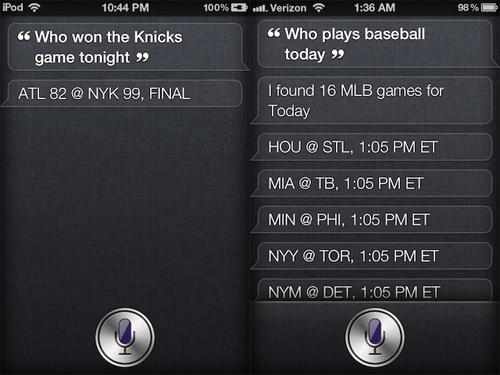 sirisports iph Cydia : SiriSports, accéder aux résultats sportifs depuis Siri