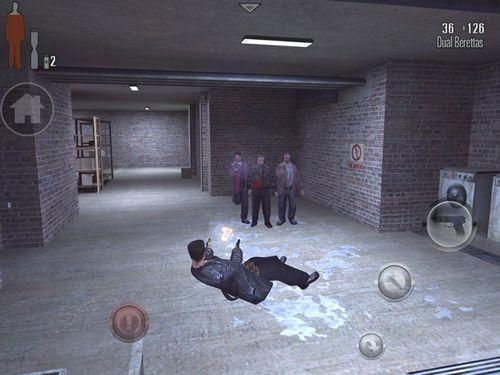 31 Max Payne pour iOS bientôt disponible