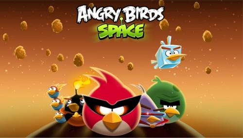 ANG BRDS SPC 500x284 Angry Birds Space a atteint la barre des 20 millions de téléchargements