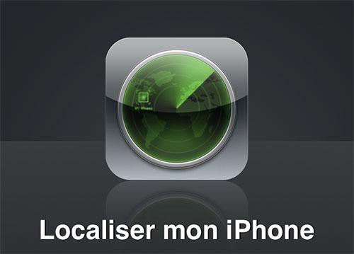 Localiser mon iPhone iPh1 Localiser mon iPhone se met à jour