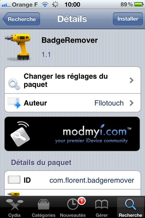 Photo 17 04 12 10 00 36 Le tweak Cydia BadgeRemover passe en version 1.1