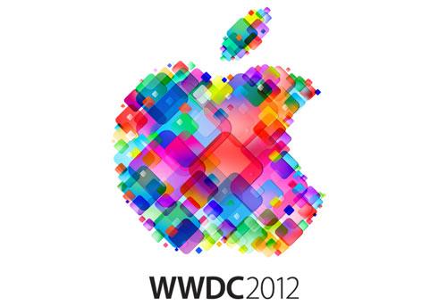 WWDC Apple 2012 iPh Apple Worlwide Developers Conference (WWDC) du 11 au 15 juin