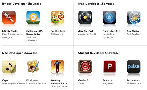 apple awards 2012 iph2 Apple Design Awards : Votez pour votre application préférée